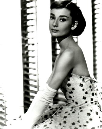 Audrey Hepburn by Doce Trama